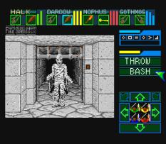 Dungeon Master SNES 33