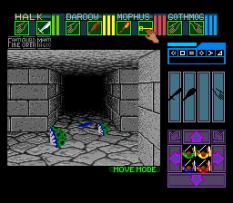 Dungeon Master SNES 44