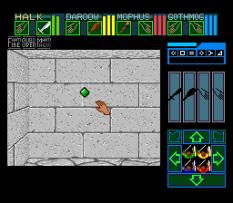 Dungeon Master SNES 55