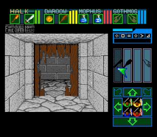 Dungeon Master SNES 64