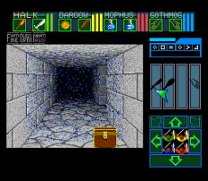 Dungeon Master SNES 65