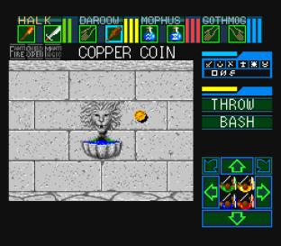 Dungeon Master SNES 67