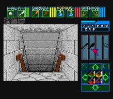 Dungeon Master SNES 77
