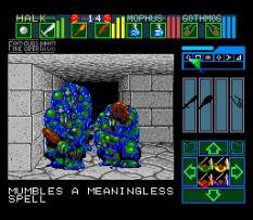 Dungeon Master SNES 87