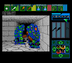 Dungeon Master SNES 88