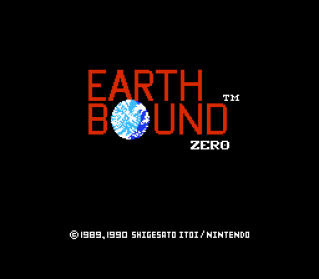 EarthBound NES 001
