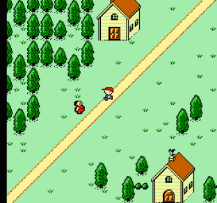 EarthBound NES 020