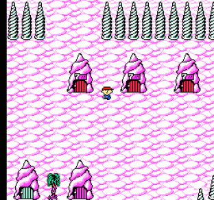 EarthBound NES 100
