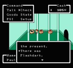EarthBound NES 109