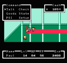 EarthBound NES 121
