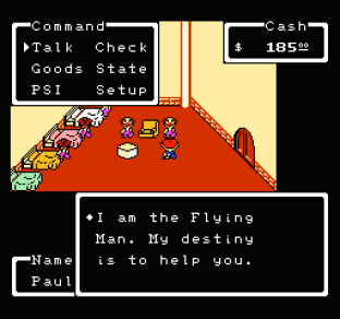 EarthBound NES 122