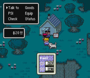 EarthBound SNES 031