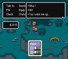 EarthBound SNES 033