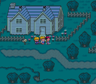 EarthBound SNES 042