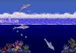 Ecco the Dolphin Megadrive 02