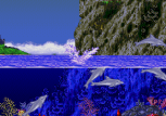 Ecco the Dolphin Megadrive 03