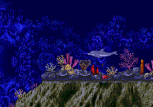 Ecco the Dolphin Megadrive 07