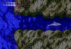 Ecco the Dolphin Megadrive 10