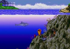 Ecco the Dolphin Megadrive 11