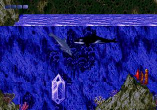 Ecco the Dolphin Megadrive 31