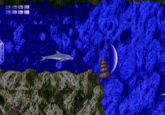 Ecco the Dolphin Megadrive 54