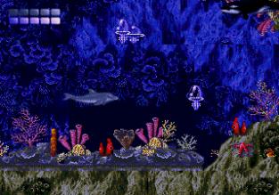 Ecco the Dolphin Megadrive 78