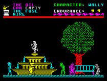 Everyone's A Wally ZX Spectrum 02