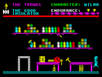 Everyone's A Wally ZX Spectrum 08