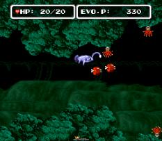 EVO - Search for Eden SNES 011