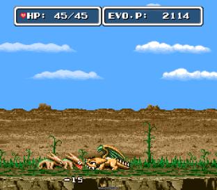 EVO - Search for Eden SNES 042