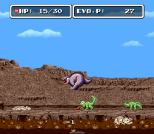 EVO - Search for Eden SNES 070
