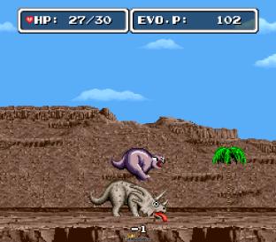 EVO - Search for Eden SNES 075