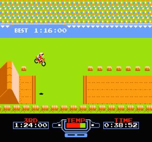Excitebike NES 09