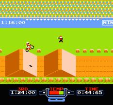 Excitebike NES 10