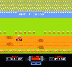 Excitebike NES 11
