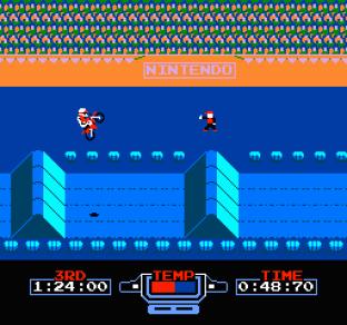 Excitebike NES 20