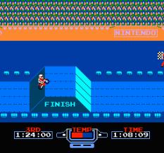 Excitebike NES 22