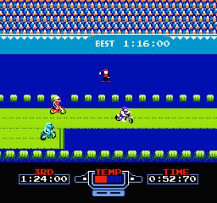Excitebike NES 31