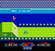 Excitebike NES 32
