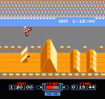 Excitebike NES 39