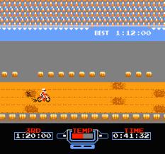 Excitebike NES 43