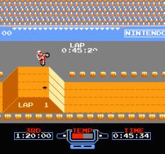 Excitebike NES 44