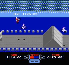 Excitebike NES 54