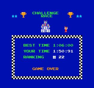 Excitebike NES 64