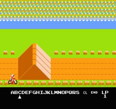 Excitebike NES 65