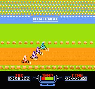Excitebike NES 67