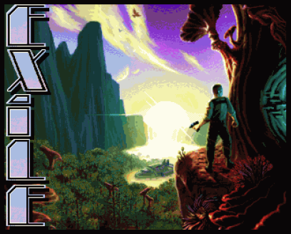 Exile Amiga 01