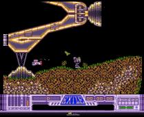 Exile Amiga 1991 Audiogenic OCS version 05
