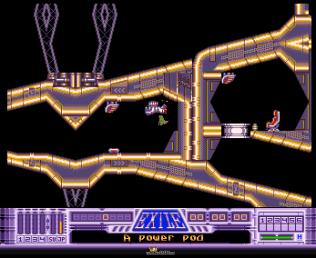 Exile Amiga 1991 Audiogenic OCS version 10