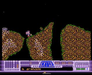 Exile Amiga 1991 Audiogenic OCS version 11